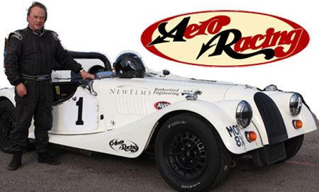 In 2011 the New Elms Morgan Plus 8 won Class C and the Peter Collins Tray
