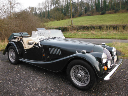 new-elms-morgan-for-sale-1994 4-4 1-8 Zetec 2 seater