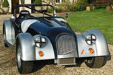 2005 Morgan Roadster Lightweight Race Car